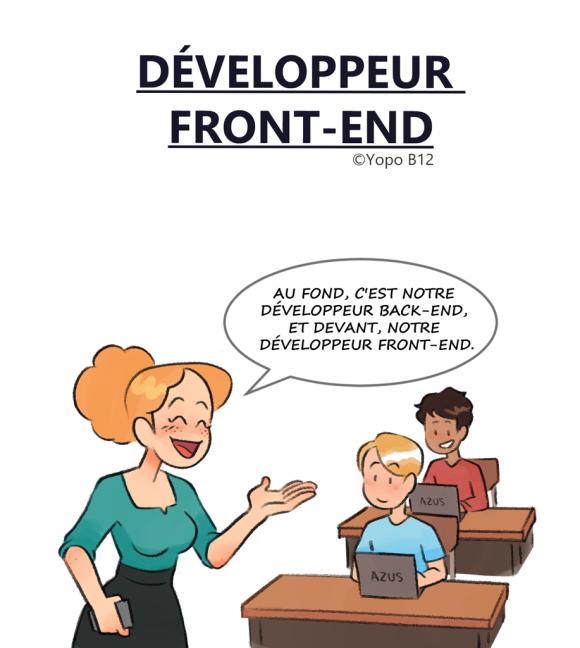 Article : Métier Développeur Front-End